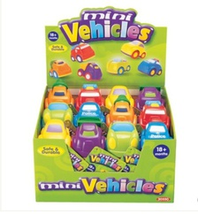 Машинки Mini Vehicles