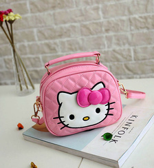 Сумка Hello Kitty розовая