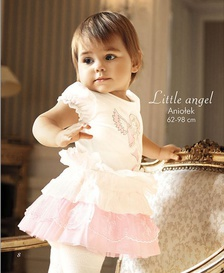 Футболка Ангелочек little angel