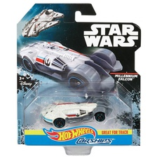 Машинка Hot Wheels Star Wars Millennium Falcon