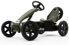 Веломобиль BERG Jeep Adventure BFR К