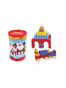 Конструктор Jumbo Magic Blocks 40 деталей