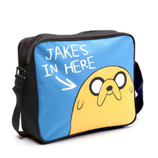 Сумка Adventure Time Jake's in here