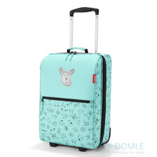 Чемодан детский trolley xs cats and dogs mint