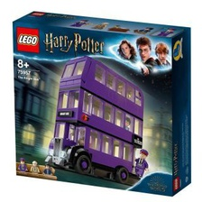 Конструкторр LEGO Harry Potter - Автобус Ночной рыцарь
